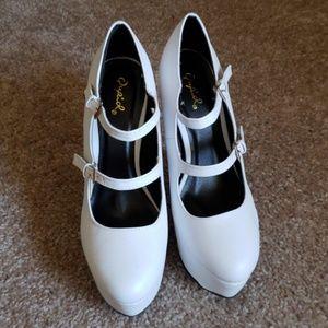 Qupid phatform heels